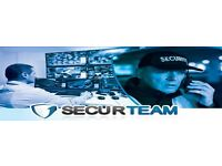 Weekend and Relief security officers required: £8.00 - £10.00 per hour