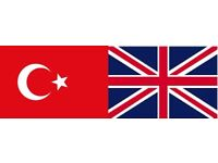 English /Turkish lessons from an experienced English / Turkish tutor translator interpreter