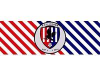 Sunday League Club - Seeking Players