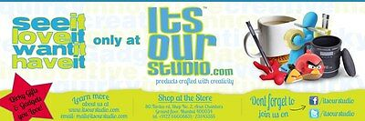 ITS OUR STUDIO PRODUCTS