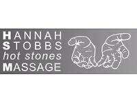 Sports Massage, Hot Stone Massage, Indian Head Massage, Onsite Chair Massage...in your own home