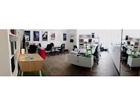 Bright and airy 150 Sq Ft Studio available at Creative Blocks - 258 Kingsland Road, Haggerston,E84DG