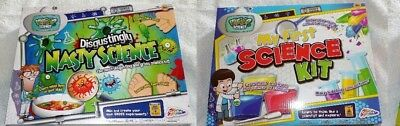 ingly Nasty Explore Experiment Learn First Set Boys Girls  (Science Experiment Kits)