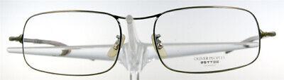 OLIVER PEOPLES 617 Brille Brillengestell Braun Damen Herren Eyeglasses NEU