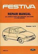 Ford Festiva Manual