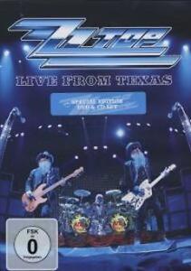 Live From Texas von Zz Top (2010)