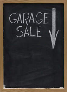 MULTIPLE FAMILY GARAGE SALE