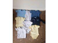 Bundle of clothes 3-12month