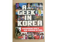A Geek in Korea book