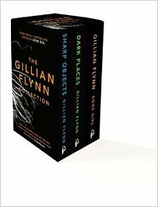 Collection Gilian Flynn - Gone Girl, Dark Places, Sharp Objects