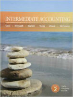 Intermediate Accounting 10th Cdn Ed V2 BBUS 3211 Solution Manual
