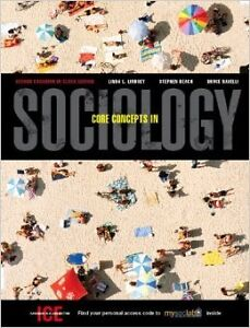 CORE CONCEPTS IN SOCIOLOGY, 2 edition