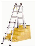 17 ft Vulcan ladder