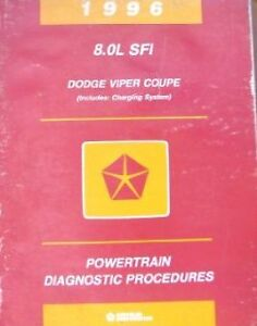 1996-DODGE-VIPER-COUPE-POWERTRAIN-Service-Repair-Shop-Manual-DIAGNOSTIC-DEALER