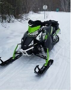 2018 arctic cat high country 800. -backcountry, assault-