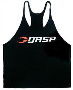 New GASP tanktop bodybuilding Men  L