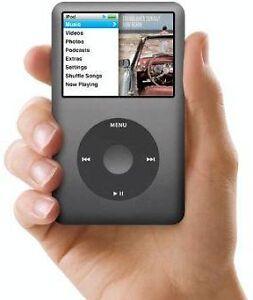 New-in-Box-Apple-iPod-Classic-7th-Generation-Gen-Black-160-GB-160GB-Latest-Model
