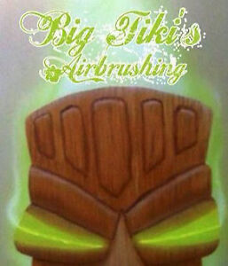 Big Tiki's Airbrushing