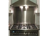 Stainless Steel Splash back - Brand new