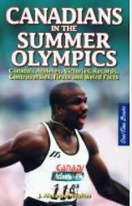 Book for sale: Canadians in the Summer Olympics
