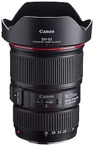 Trading my mint Canon 16-35mm/4LIS for your MP-E 65mm macro lens