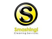Smashing ✅END OF TENANCY CLEANING-REASONABLE RATES ALL LONDON