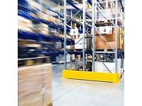 Secure Storage Warehouse, Pallet Storage and Distribution