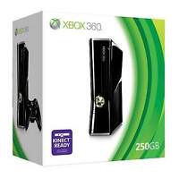 XBOX 360 BRAND NEW FACTORY SEALED / CONSOLE XBOX 360 USAGER
