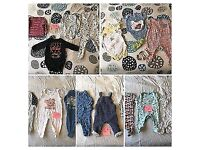 Baby clothes bundle 3-6 Months bundle1