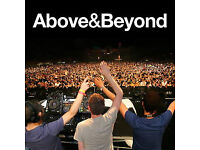 Above & Beyond Tickets x 4 Finsbury Park, London May 26th