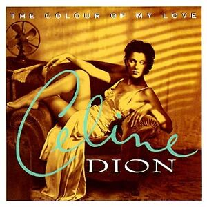 Celine Dion-Colour Of My Love cd + bonus cd