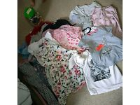 Girls 6-7 year old clothes big bundle