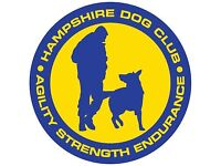 Hampshire Dog Club - For all your dogs training, social and behavioural needs.