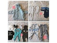 Baby cloths bundle 3-6 Months bundle 2