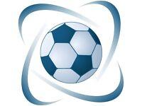 5 a-side WHITE CITY Football League