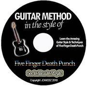 Five Finger Death Punch CD