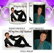 Cliff Richard Mug