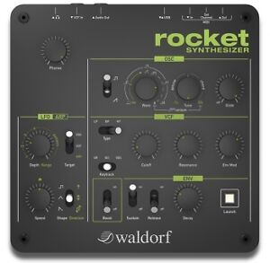 Waldorf Rocket Analog Desktop Synth Kitchener / Waterloo Kitchener Area image 1