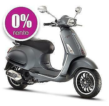 Vespa piaggio lease, 50/50 deal of lease per maand 0% rente!