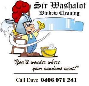 Sir Washalot Window Cleaning Maroochydore Maroochydore Area Preview