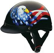 Eagle Motorcycle Helmet