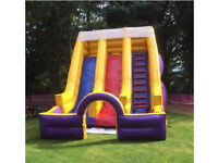 17ft high Commercial Mega Slide