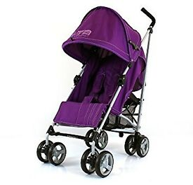 Zeta Vooom Stroller (Plum) Bought from Amazon