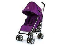 Zeta Vooom Stroller (Plum) Bought from Amazon