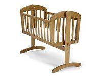 Wooden crib need gone ASAP