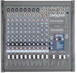 YORKVILLE PASSIVE AND POWERED MIXERS %200