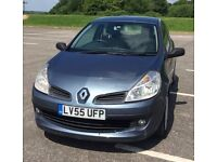 2005 55 plate Renault Clio 1.4 Expression