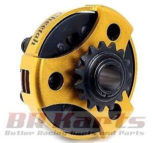 Noram Cheetah Racing Go Kart Clutch,#35 with 13T, 14T, 15T, Sprockets, NEW
