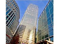 CANARY WHARF Modern Shared/Co-working Office Space to Let, E14 | 2 - 66 people