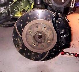 106 306 GTI 6 Brakes Calipers Discs
